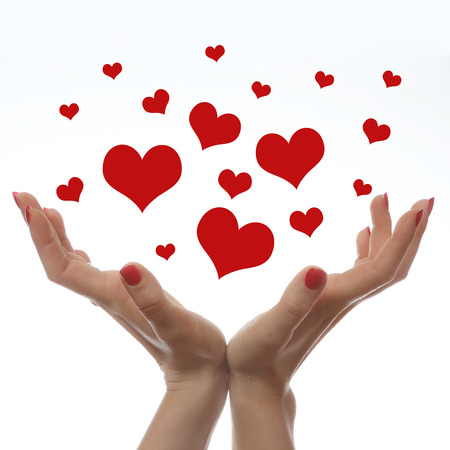 blood donation: Love is in the air