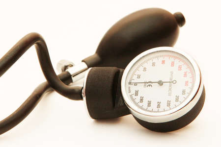 systolic: Sphygmomanometer Stock Photo