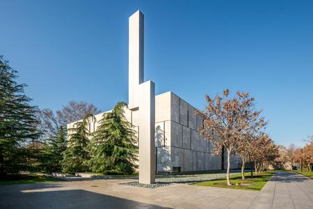 Barnes Foundation Gallery, Philadelphia, USA