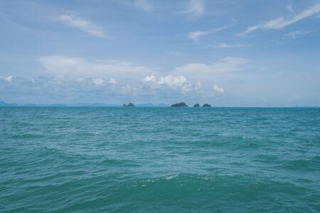 Koh Samui seaside natural scenery
