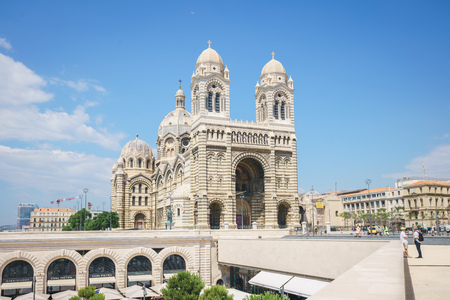 Main church of Marseille