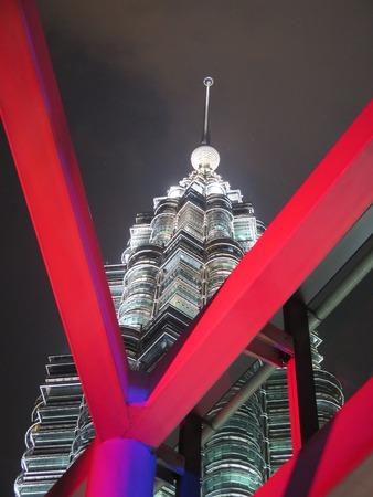 petronas: Kuala Lumpur Petronas Towers