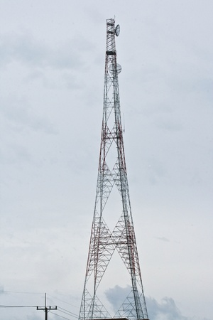 cable tower photo