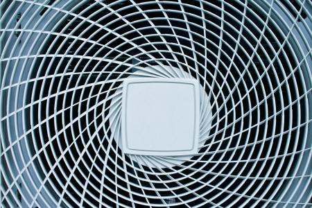 aire acondicionado de fan coil Foto de archivo - 9898821