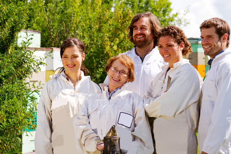 Profile of Five Bee Keepers