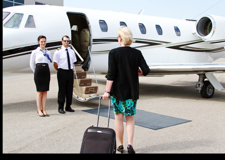 旅客ジェット機を入力するには 写真素材