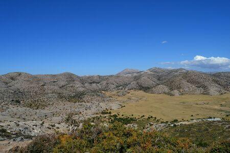crete: hills of Crete Greece
