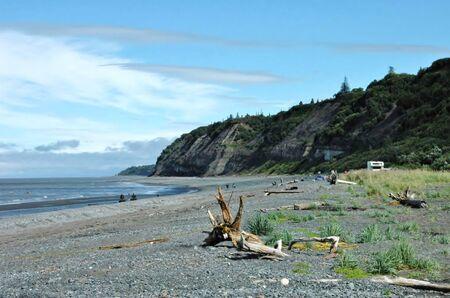 Alaskan Scenery near Ninilchek