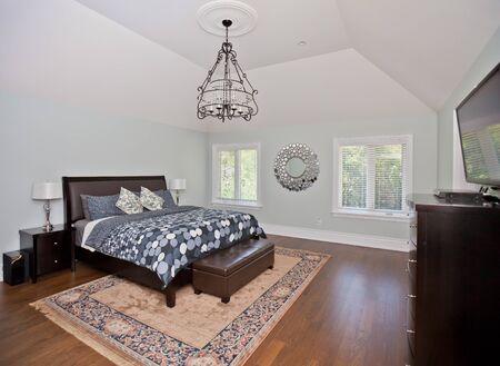 Luxury bedroom in an estate house