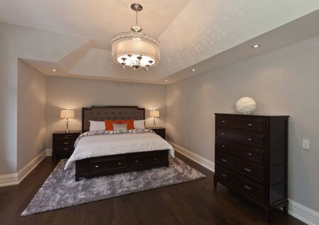 luxury house: Luxury bedroom in an estate house