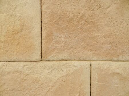 Stone wall background, square blocks