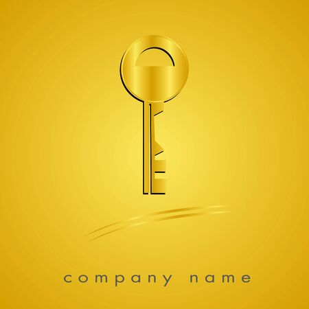 Logotype for real estate, agency Stock Vector - 9092756