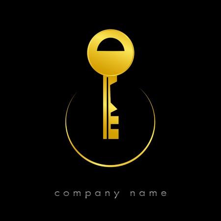 Logo für Immobilien, Agentur Standard-Bild - 9092760