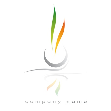 serenity: logo energy for company