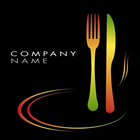 starter: Logo for cooking business Illustration