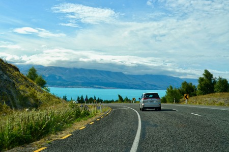 the south island: South Island Highway