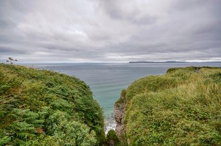 Coast of Northern Ireland near Ballycastle
