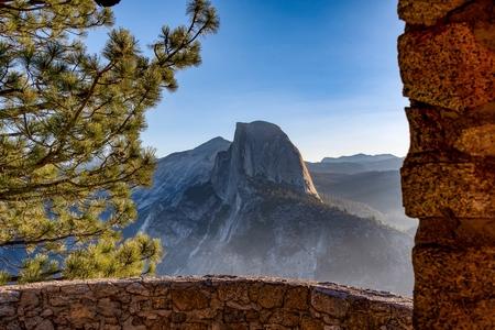 Half Dome, Yosemite National Park, California Reklamní fotografie