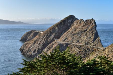 Point Bonita near San Francisco, California