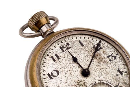 numeros romanos: Antiguo reloj de bolsillo reloj