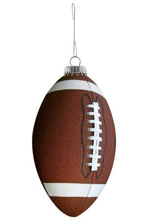 sports form: Calcio ornamento isolato su uno sfondo bianco Archivio Fotografico