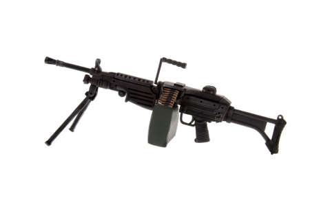 machine-gun: Toy machinegeweer