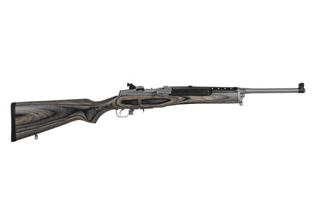 Rifle isolated over white with a clipping path