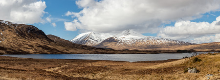 Scottish Highlands Scotland, United Kingdom Stock Photo