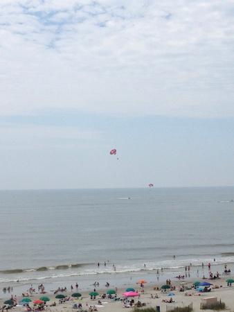 myrtle beach: View from Myrtle Beach