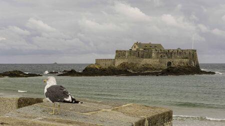 and saint: fort saint malo