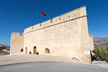 sud: Borj Sud Fortress in Fes, Morocco