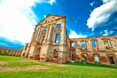 jura: The castle ruins