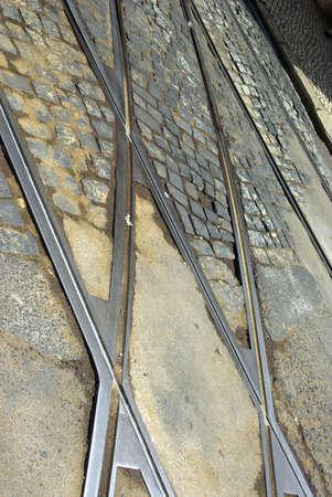 tramway: Tramway rails