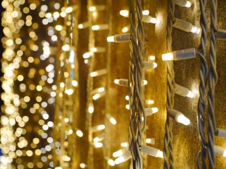 Luces de Navidad Nostálgico
