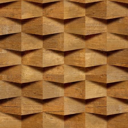 Bloques de madera apilados para el fondo sin fisuras, palo de rosa chapa Foto de archivo
