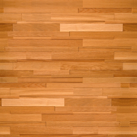 Wooden rectangular parquet stacked for seamless background. veneer alder