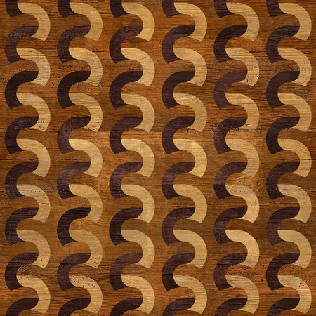 Seamless wooden elementary rippling patterns photo