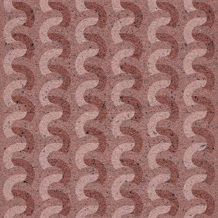 Seamless paper elementary rippling patterns photo