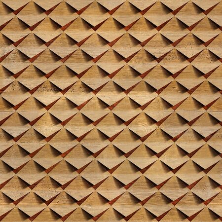 Abstract clippings stacked for seamless background, walnut veneer photo