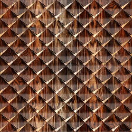 veneer: Abstract clippings stacked for seamless background, cherry veneer