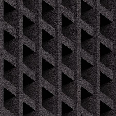 imitation leather: Blocchi astratti pannellatura impilati per sfondo trasparente, similpelle