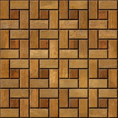 Abstract paneling pattern - seamless background - wood paneling photo