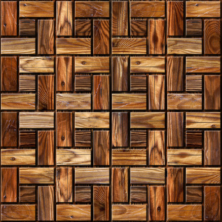 veneer: Abstract paneling pattern - seamless background - wood paneling