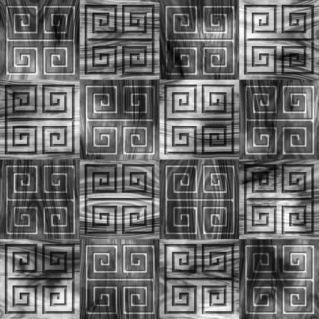 paneling: Abstract paneling pattern - seamless pattern - parquet flooring