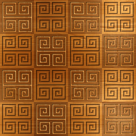 paneling: Abstract paneling pattern - seamless background - laminate floor