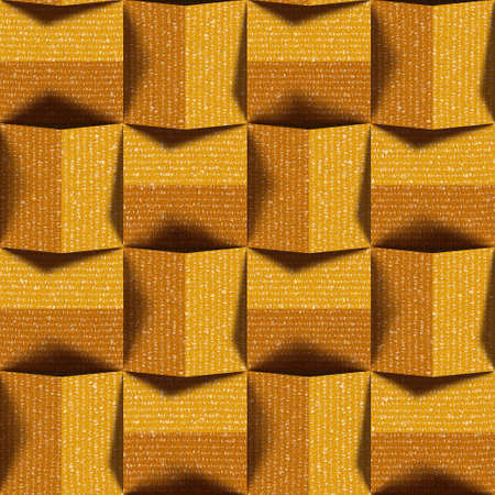 veneer: Abstract paneling pattern - seamless background - fabric surface