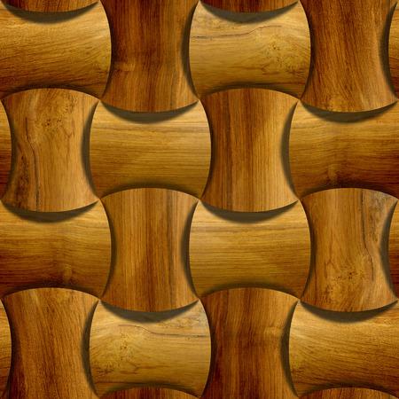 holzvert�felung: Abstrakt Verkleidung Muster - nahtlose Hintergrund - Holzverkleidung