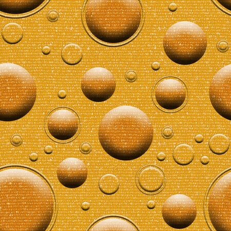tumors: Abstract paneling pattern - seamless background - bubble pattern - fabric texture
