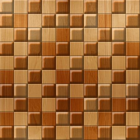 holzvert�felung: Zusammenfassung karierten Muster - nahtlose Hintergrund - Holzverkleidung