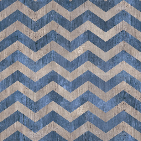 zag: vintage zig zag pattern - seamless background - wooden texhture